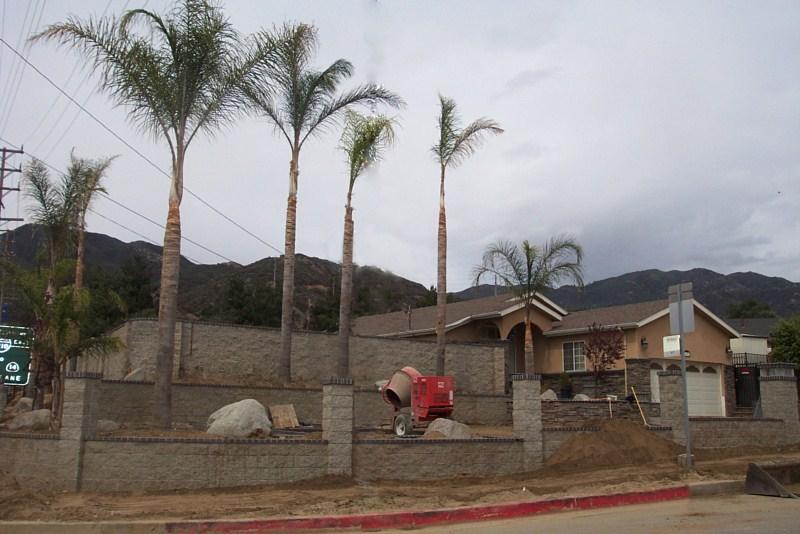 Landscaping Photos Construction Photos Los Angeles